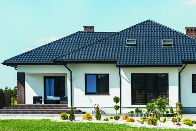 Kupujemy materiały na dach – na co zwrócić uwagę?