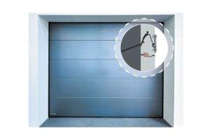 Brama garażowa VENTE K2 RFS 60 - NOWOŚĆ 2014 dla domów energooszczędnych