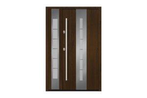 Drzwi do domów TT Optima, Duo 60
