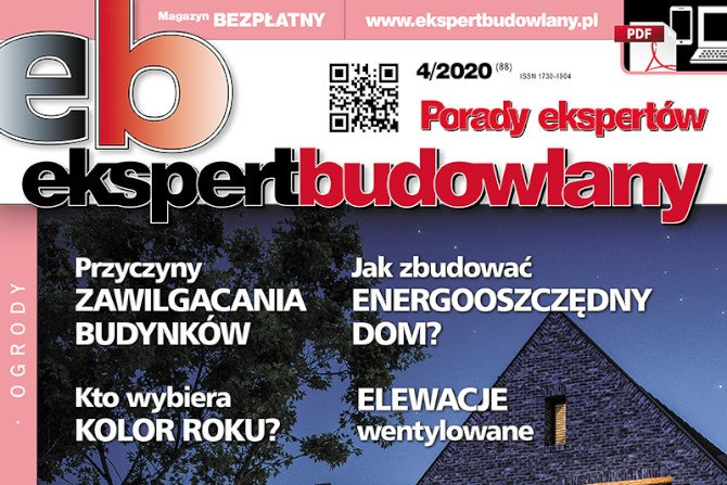 Ekspert Budowlany 4/2020