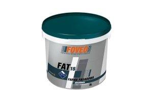 Farba elewacyjna: FOVEO TECH Farba Akrylowa FAT 15 z Teflon® surface protector