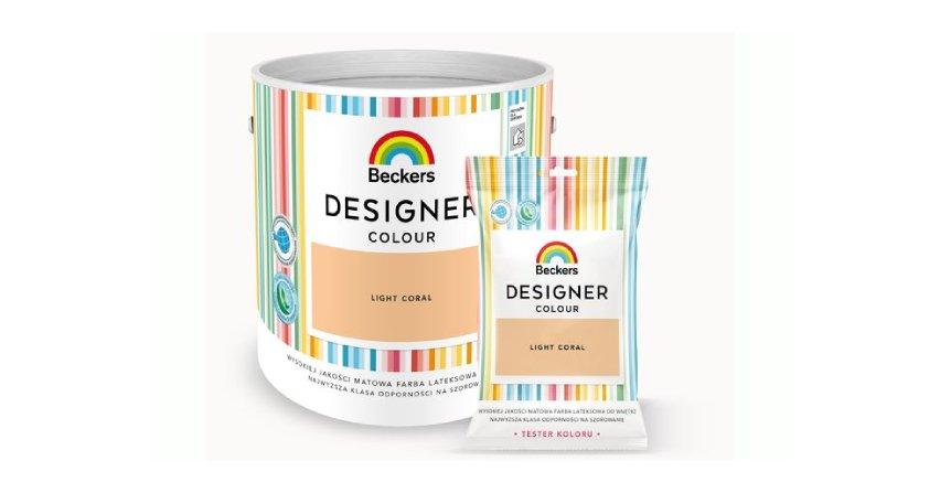 Farby Beckers Designer w nowej szacie graficznej