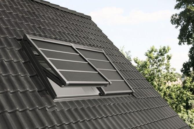 Nowa solarna markiza zaciemniająca