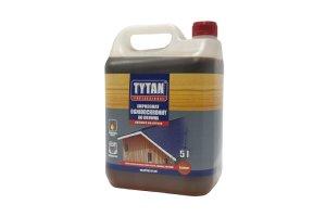 TYTAN PROFESSIONAL Impregnat ogniochronny 4F do drewna - gotowy do użycia