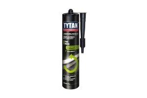 Tytan Professional Uszczelniacz dekarski bitumiczny czarny