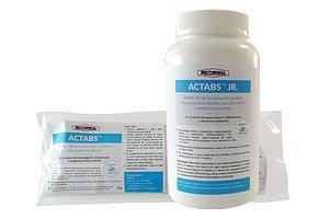 Actabs – tabletki do oczyszczania i udrażniania tac ociekowych