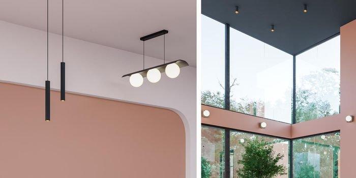 Funkcjonalny detal – minimalistyczne oprawy oświetleniowe