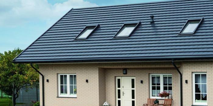 Blachodachówka na dachu w nowoczesnym wydaniu