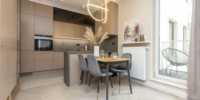 Modern classic – eleganckie wnętrze z charakterem