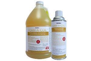 Foam-a-Coil środek do czyszczenia parowników i skraplaczy