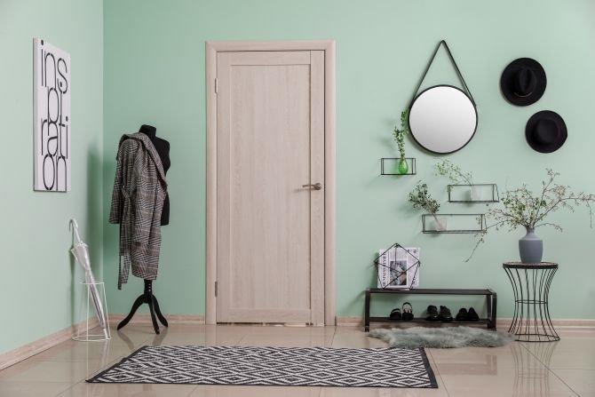Drzwi wewnętrzne do domu z drewna czy płyty MDF?