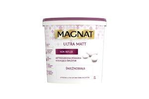 Magnat Ultra Matt - lateksowa farba do sufitów