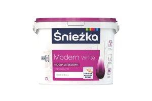 Śnieżka Modern White
