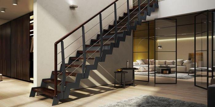 Jak dobrać schody do stylu wnętrza?