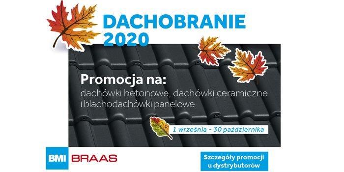 Dachobranie 2020 – kup dachówki w promocji
