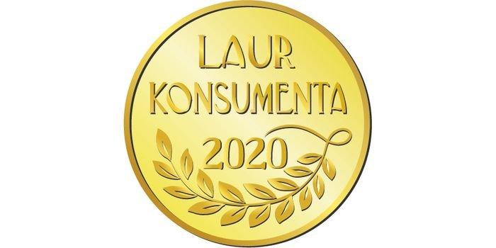 Elektra ze Złotym Laurem Konsumenta 2020 w kategorii Ogrzewanie Podłogowe