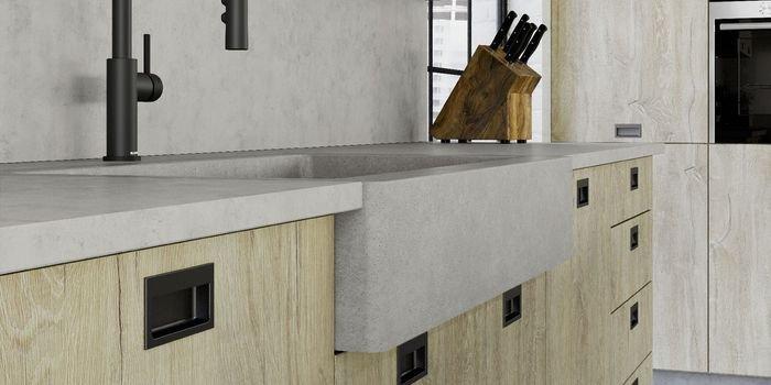 BLANCO Vintera – zlewozmywak do kuchni w stylu rustykalnym