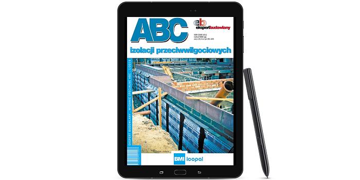 ABC izolacji przeciwwilgociowych. Poradnik [PDF]