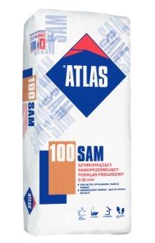 Podkład podłogowy ATLAS SAM 100 (5-30 mm)
