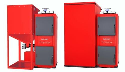 Kompaktowy kocioł automatyczny Firemax 25–30 kW
