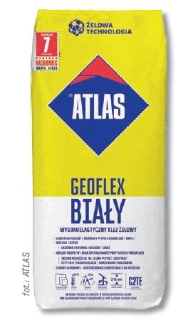 Klej żelowy ATLAS GEOFLEX BIAŁY