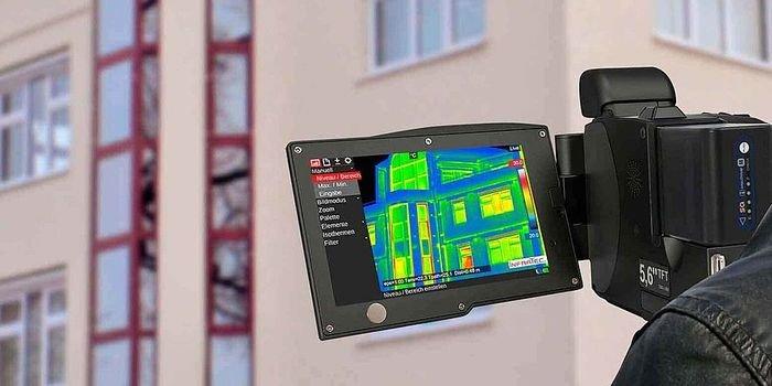 Kamery termowizyjne do badania jakości izolacji
