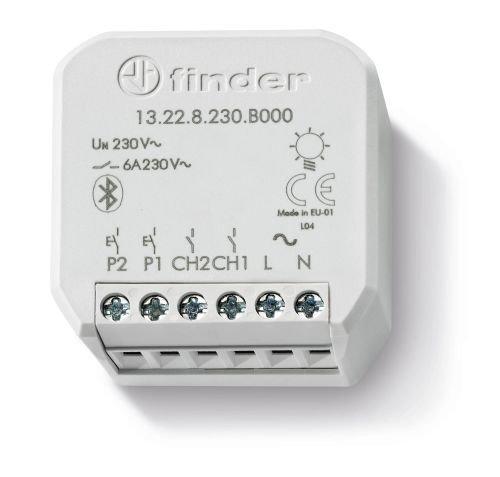 Wielofunkcyjny przekaźnik z Bluetooth 13.22