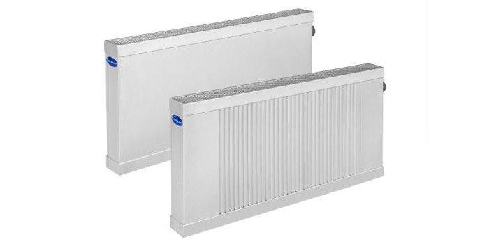 Ogrzewanie i chłodzenie grzejnikami REGULUS®-system
