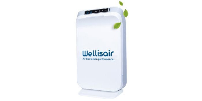 Wellisair – dezynfekujący oczyszczacz powietrza i powierzchni