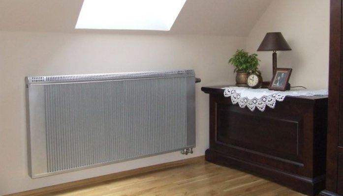 GRZEJNIKI REGULUS®-system do instalacji niskotemperaturowych