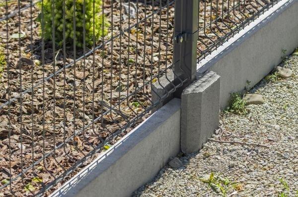 Podmurówki ogrodzeniowe