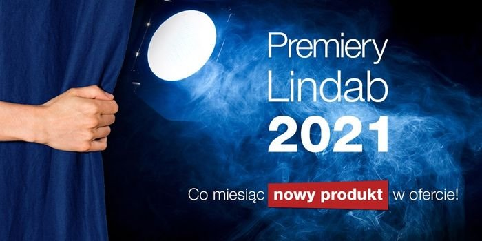 Premiery Lindab 2021