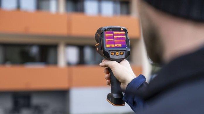 Nowa kamera termowizyjna testo 883