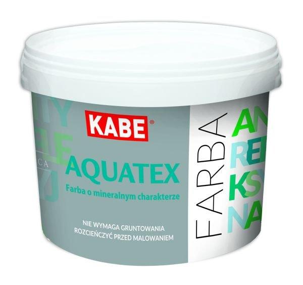 Farba antyrefleksyjna o mineralnym charakterze Aquatex