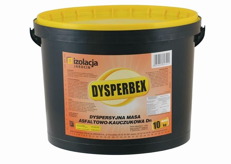 Masa dyspersyjna do konserwacji dachu DYSPERBEX