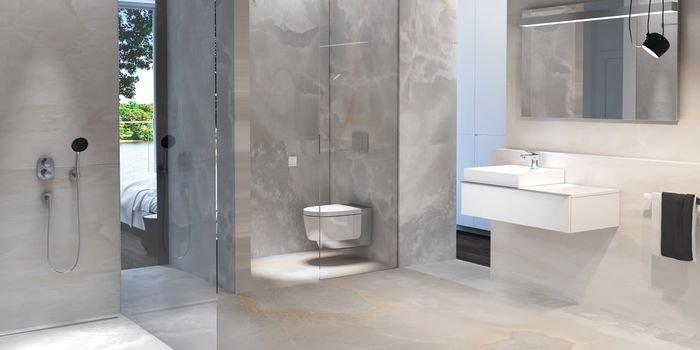 Łazienka dobrze zaprojektowana