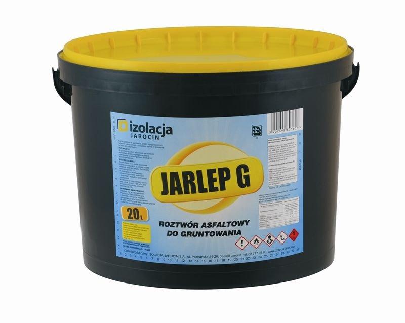 Rozpuszczalnikowe masy asfaltowe JARLEP