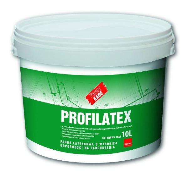 Farba o charakterze ceramicznym Profilatex