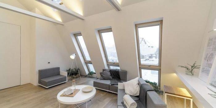 Wielofunkcyjna przestrzeń relaksu – okna do poddaszy