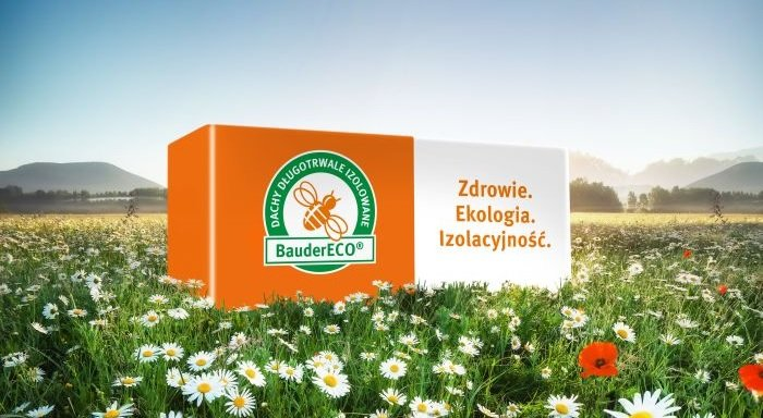 BauderECO – nowoczesna termoizolacja dachowa