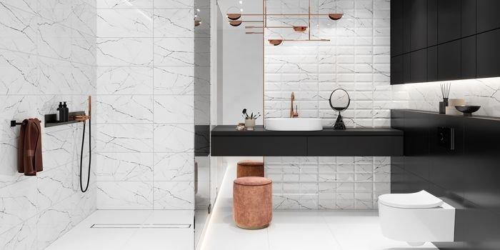 Nowe kolekcje płytek łazienkowych i gresów