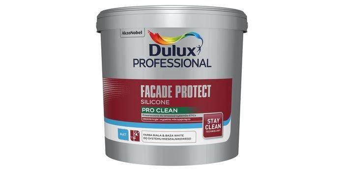 Produkty na elewacje w ofercie marki Dulux Professional