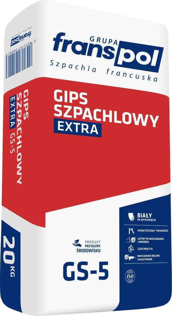 Gips szpachlowy Extra GS-5 |