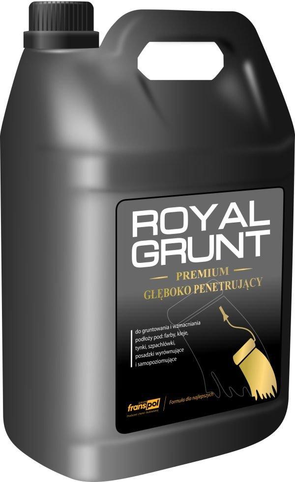 Grunt głęboko penetrujący ROYAL GRUNT Premium