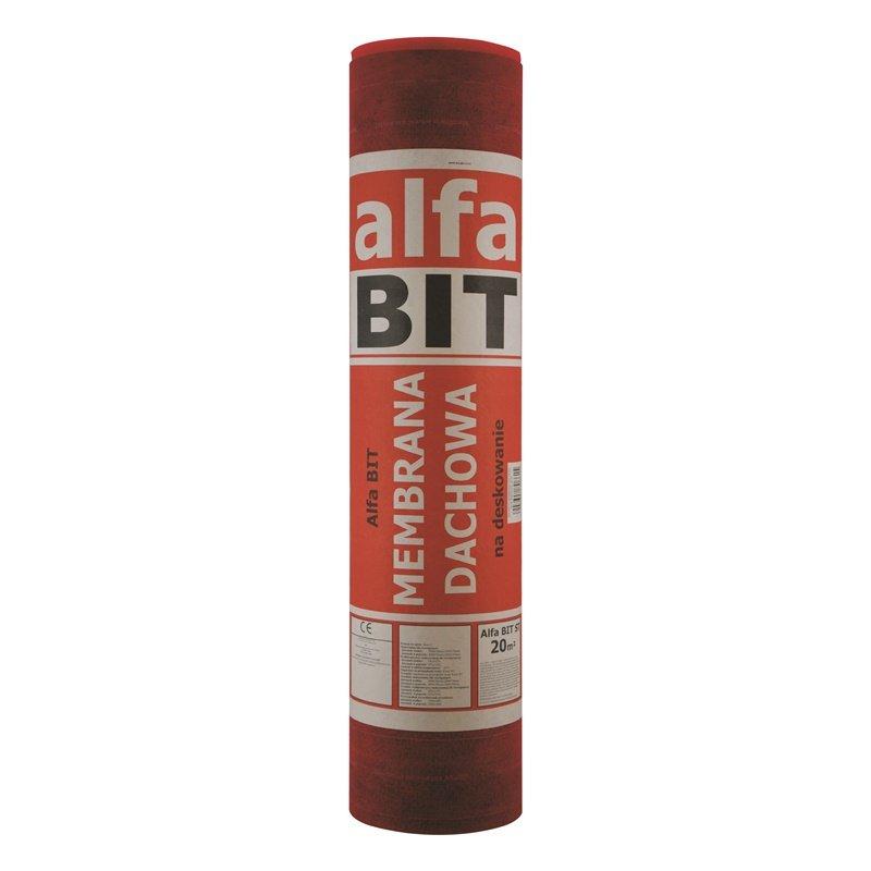 Membrana dachowa AlfaBIT na dachy skośne