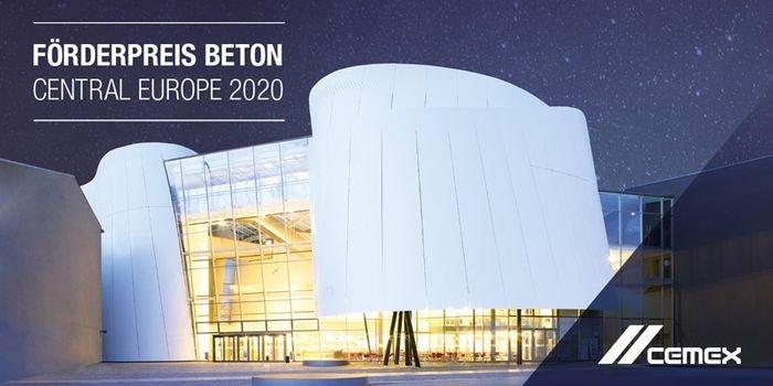 Dwoje finalistów z Polski w konkursie CEMEXFörderpreisBeton Central Europe 2020