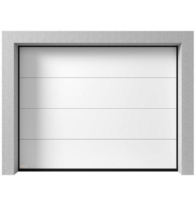 Brama garażowa VENTE K2 RF