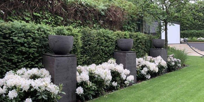 Ogród formalny w nowoczesnej odsłonie
