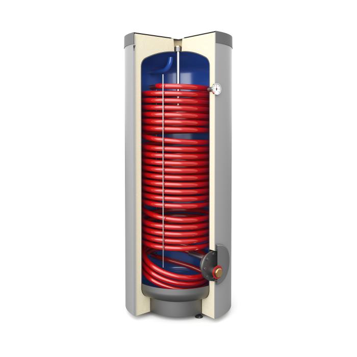 Nowość w ofercie Wymiennik c.w.u. SGW(S) Tower Grand 300 z wężownicą spiralną