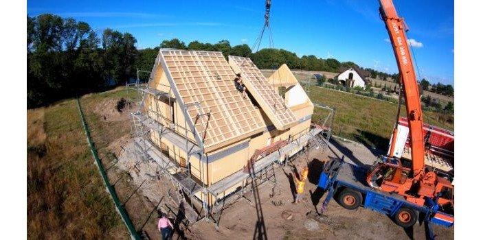 Prefabrykowany dach STEICO – dlaczego to dobre rozwiązanie?